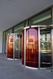 Portes giratoires Images libres de droits