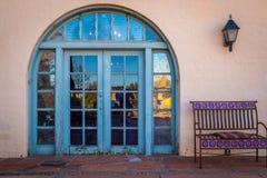 Portes intéressantes Photographie stock libre de droits