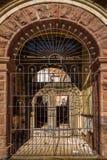 Portes intéressantes Images libres de droits