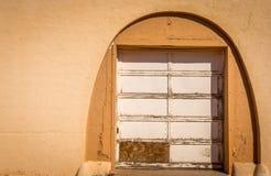 Portes intéressantes Photo stock
