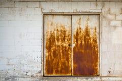 Portes intéressantes Images stock