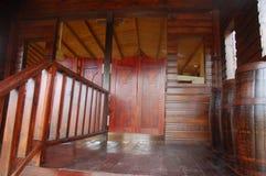 Portes occidentales de salle Photographie stock