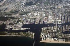 PortEverglades, Florida Arkivbilder