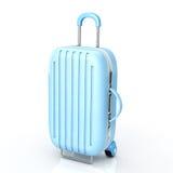 Portez la valise Photos stock