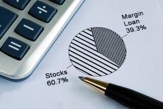 Portfolio allocation Stock Photos