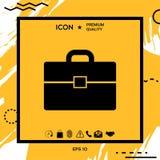 Portfolio symbol icon. Portfolio icon . Element for your design Royalty Free Stock Image