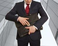 Portfolio investor Stock Photography