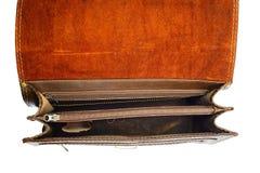 Portfolio leather Stock Photos