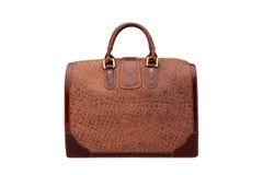 Portfolio leather Royalty Free Stock Images