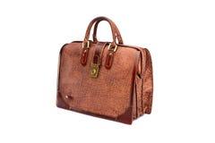Portfolio leather Stock Images