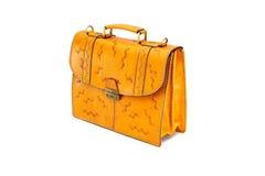 Portfolio leather Royalty Free Stock Photo