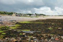 Portgordon Skottland Arkivfoto