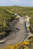 Porth Clais Pembrokeshire Wales Lizenzfreie Stockfotografie