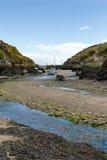 Porth Clais Wales Lizenzfreie Stockfotografie