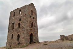 Porth da capela em Cornualha Reino Unido Inglaterra fotos de stock royalty free