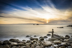 Porth Nanven Images stock
