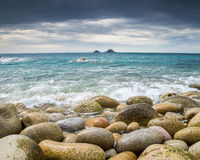 Porth Nanven Cot Valley Cornwall Royalty Free Stock Images