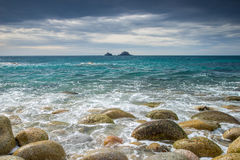 Porth Nanven Cot Valley Cornwall Royalty Free Stock Image