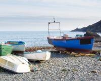 Porthallow Cornwall Stock Photo