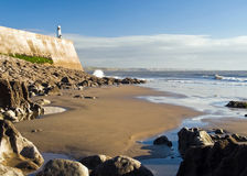 Porthcawl Stock Photo