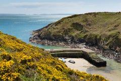 Porthclais Pembrokeshire West Wales Stock Images