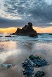 Porthcothan Bay Royalty Free Stock Image