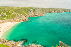Porthcurno Stock Photos