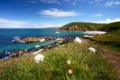 Portheras Cove Royalty Free Stock Photo