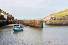 Porthgain Pembrokeshire Wales Stock Photos
