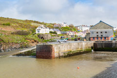 Porthgain Pembrokeshire Wales Royalty Free Stock Images