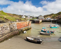 Porthgain Pembrokeshire Wales Royalty Free Stock Photography