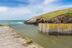 Porthgain Pembrokeshire Wales Royalty Free Stock Photos