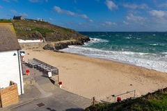 Porthgwidden beach St Ives Cornwall England Royalty Free Stock Photo