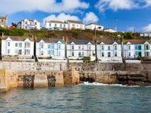 Porthleven Cornwall Engeland Royalty-vrije Stock Afbeeldingen