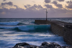 Porthleven Cornwall England Stock Images