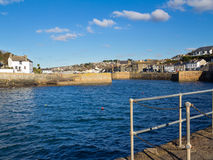 Porthleven Harbour Cornwall England Stock Photography