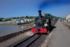 Porthmadog  views Stock Photography