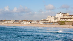 Porthmeor Beach Royalty Free Stock Photos