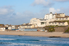 Porthmeor Beach Stock Photos