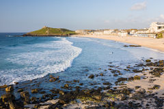 Porthmeor Beach Stock Images