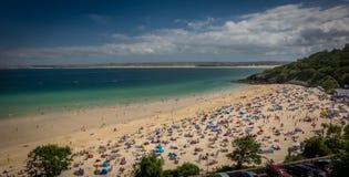 Porthminster beach Stock Images