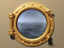 Porthole Royalty Free Stock Image