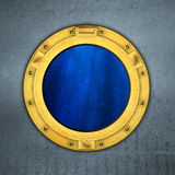 Porthole bullauge Royalty Free Stock Photos