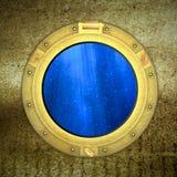 Porthole bullauge Stock Image