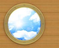 The porthole Royalty Free Stock Image
