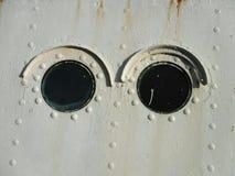 Porthole oczy Obrazy Stock