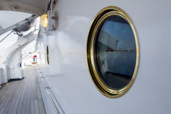 Porthole Royalty Free Stock Photography