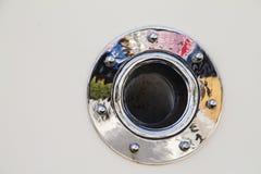 Porthole z odbiciami kolory Obraz Royalty Free