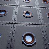 Portholes Stock Images