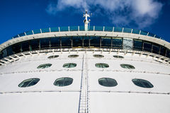 Portholes and Ships Bridge Stock Images